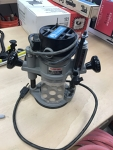"""1/2"""" shank plunge router"""