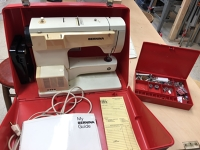 Sewing machine (2 pieces)