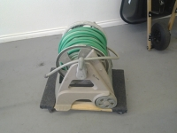 Water Hose and Caddy