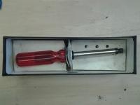 HEX Torque driver with dial gauge