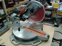 Ridgid 12-inch Sliding Compound Miter Saw