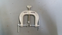 2 1/2-inch 3way C-Clamp