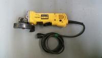 4 1/2-inch dewalt angle grinder