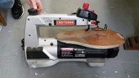 16-inch craftsman scroller saw