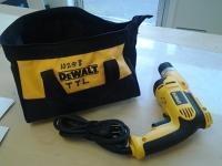 DeWalt corded drill 3/8 inch