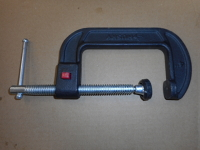 "Husky 4"" Quick Release ""C"" Clamp"