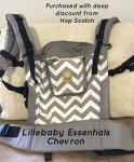 Lillebaby Essentials - Chevron