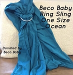 Beco Ring Sling - Ocean