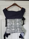Action Baby Carrier - Peche (Anchors)