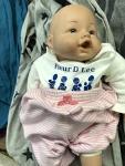 Fleur D Lee Demo doll
