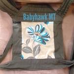 Babyhawk Meh Dai - Olive Flower