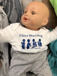 Olive Warring Demo Doll