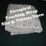 Fire Spiral Teaching Wrap - Size 5