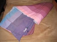 Girasol Diamond Weave - size 5 - Frigga Fushia