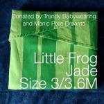 Little Frog - Size 3 - Jade