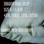 Risaroo Saggita Mint Julip - Size 6