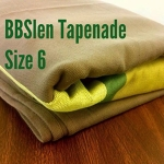BBSlen - Size 6 Tapenade
