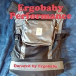 Ergobaby Performance - Black and Gray