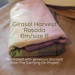 Girasol - Harvest Rosada - Size 8