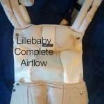 Lillebaby Complete Airflow - tan
