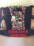 Lillebaby Carry On - Tokidoki Rebel