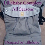 Lillebaby Complete All Seasons (gray)