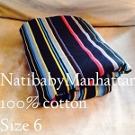 Natibaby Manhattan - size 6