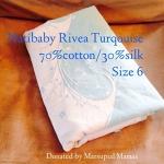 Natibaby Rivea Turquoise - size 6