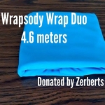 Wrapsody Wrap Duo - blue