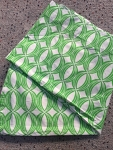 Seven Slings Green Pouch size 4