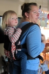 Action Baby Carrier (Toddler)