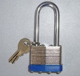 Combination lock - not for TL use