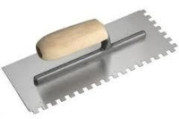 Adhesive Trowel (NOT FOR TL USE)
