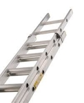 Extension Ladder (Aluminum, 16ft)