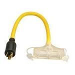 Plug Adapter 1 to 3 plug, surge protector