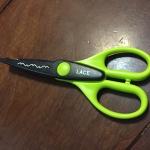 Craft Scissors (lace)