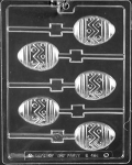 Easter Egg Chocolate Mould
