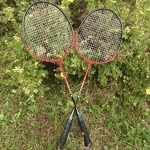 Badminton Rackets (x2)