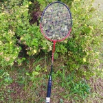Badminton Racket (x1)