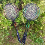 Badminton Racket (x4)