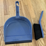 Camping Broom and Dust Pan