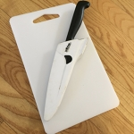 Camping Knife and Cutting Board