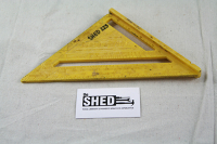 """7"""" Polycast Rafter Square"""