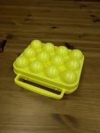 Egg carrying case