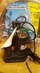 Sump Pump and Drainage Kit
