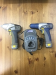 Cordless Compact Drill and Cordless Compact Impact Driver
