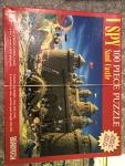 100 Piece Puzzle - Sand Castle