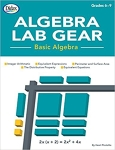 Algebra Lab Gear, Basic Algebra Book