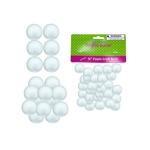 1 inch foam balls