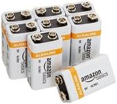 9-volt Batteries 8 pack